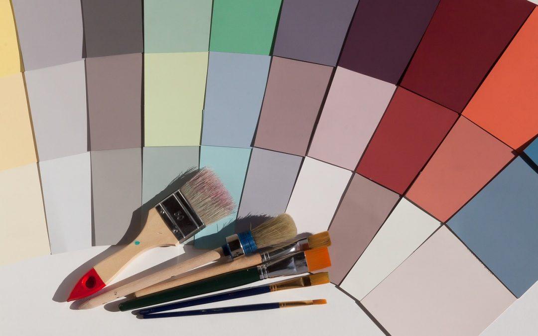 """Cromoterapia: quando i colori """"migliorano"""" la casa"""